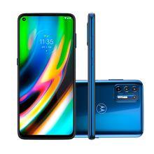 "Smartphone G9 Plus 128GB Câmera Quadrupla Tela 6,8"" 4GB Ram Motorola"