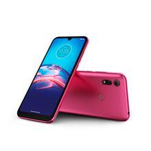 """Smartphone E6S 32GB Câmera Dupla Tela 6,1"""" 2GB Ram Octa-Core Motorola"""