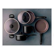 Conjunto de Panelas Easy Ceramic Antiaderente 5 Peças Brinox