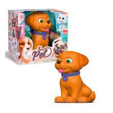 Cachorro de Brinquedo Pet Friends em Vinil Bee Toys Rotobrinq