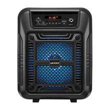 Caixa de Som Ca60 80W Bluetooth Usb Lenoxx