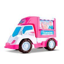 Carrinho de Brinquedo Pet Care Delivery Samba Toys