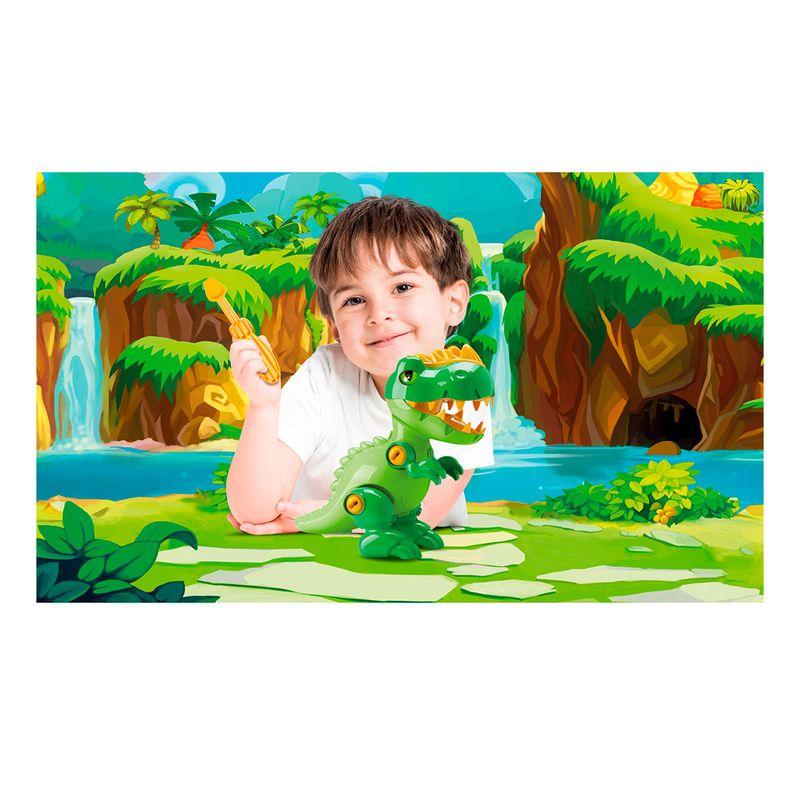 Dinossauro-de-Brinquedo-Toy-Rex-Samba-Toys