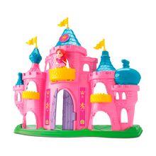 Castelo de Brinquedo Princesa Judy com Acessórios Samba Toys