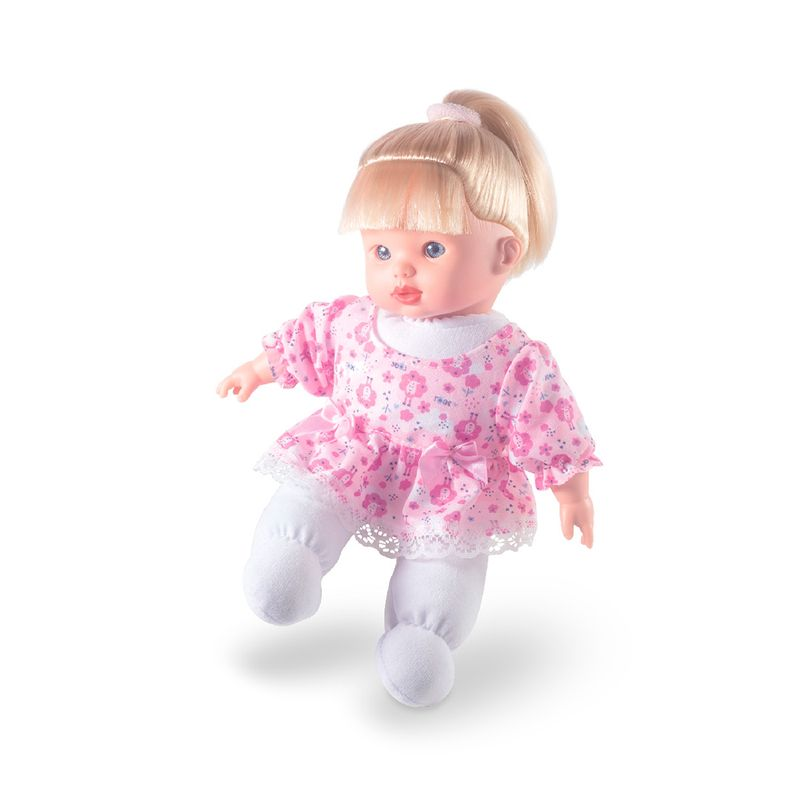 Boneca-Hair-Soft-Loira-Milk-Brinquedos