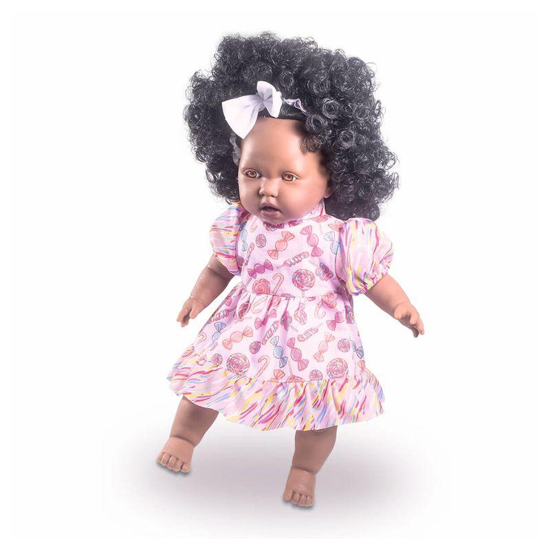 Boneca-Andressa-Negra-Milk-Brinquedos