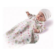 Boneca Bebê Rose Ring com Carteirinha de Vacinação Milk Brinquedos