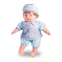 Boneco Bebê João Pedro com Sons Milk Brinquedos