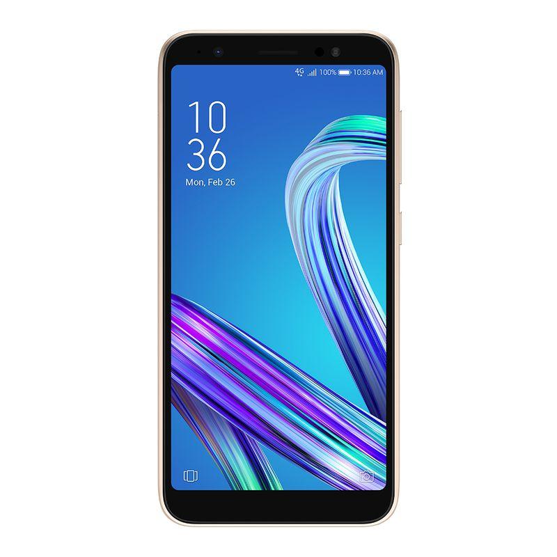 Celular Smartphone Asus Zenfone Live L2 16gb Dourado - Dual Chip
