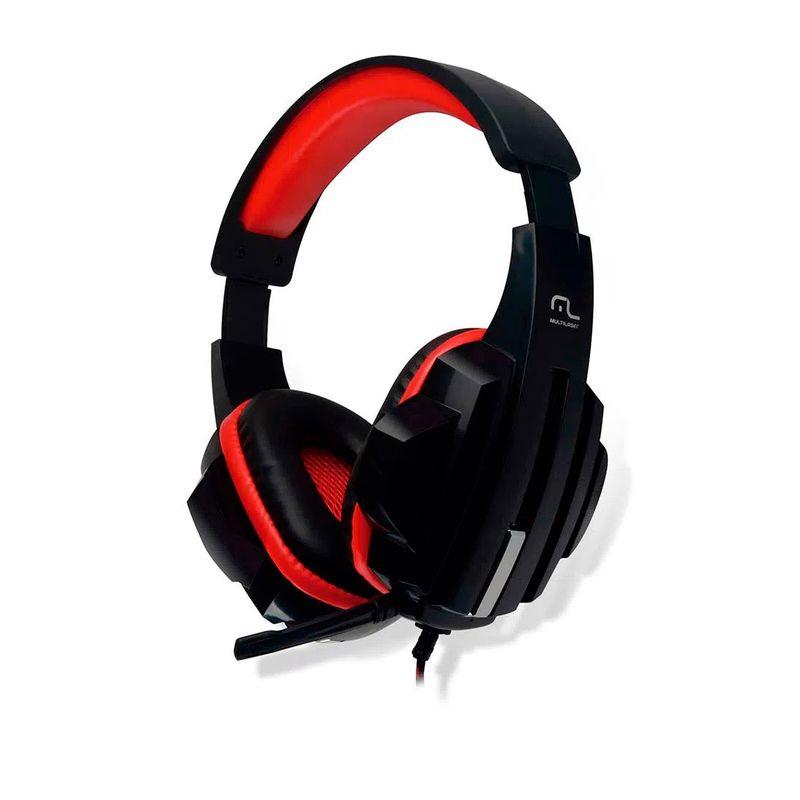 Headset-Gamer-Multilaser