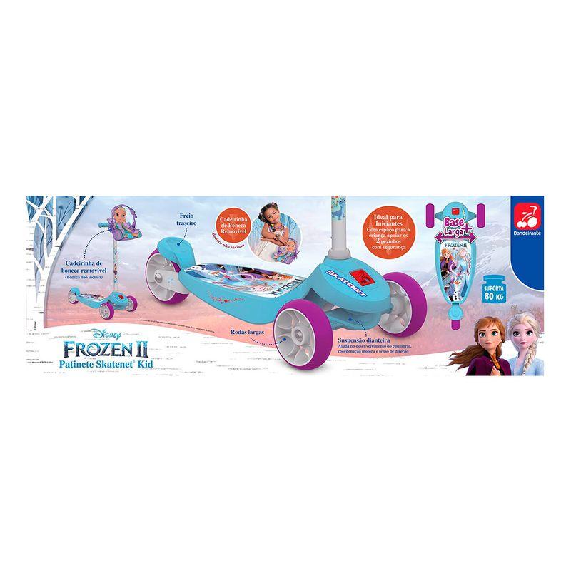 Patinete-Infantil-Frozen-2-Bandeirante