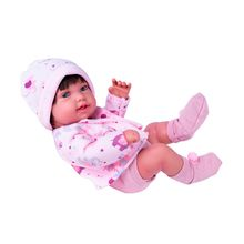 Boneca Anny Doll Baby 100% Vinil Reborn Premium Cotiplás