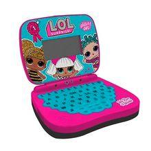 Laptop Infantil Lol Surprise Pedagógico Bilingue Candide