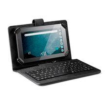 """Tablet M7S GO com Case 16GB Tela 7"""" 1GB Ram Quad-Core Multilaser"""