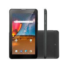 """Tablet M7 16GB Tela 7"""" 3G 1GB Ram Quad-Core Multilaser"""