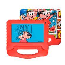"Tablet Infantil Turma da Monica 16GB Quad-Core Wi-fi Tela 7"" Multilaser"
