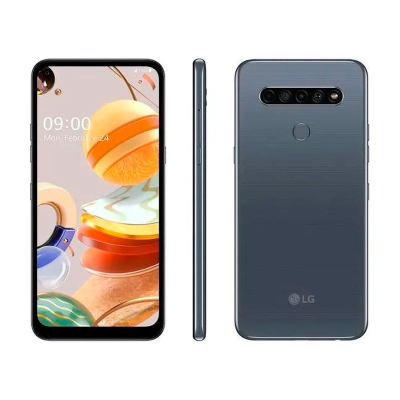 Smartphone-K61-Claro-Lg