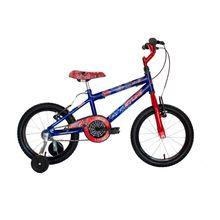 Bicicleta Aro 16 Skii com Rodinhas e Freio V-Brake Stone Bike