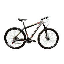Bicicleta Aro 29 Troy com Aro Aero e Freio a Disco 21M Track Bikes