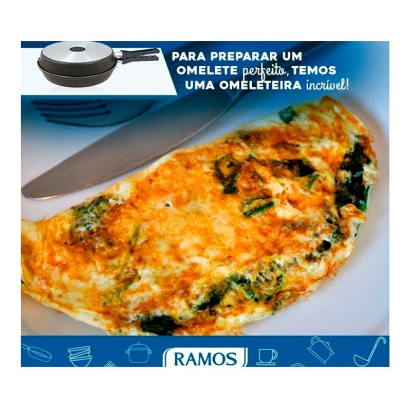 Omeleteira-496-18-Aluminio-Ramos