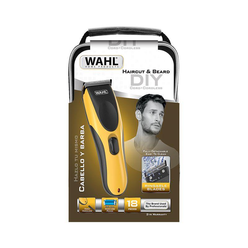 Maquina-de-Cortar-Cabelo-Haircut---Beard-Wahl-Clipper
