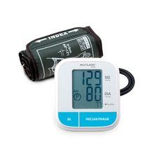 Medidor de Pressão Arterial de Braço HC206 Digital à Pilha Multilaser