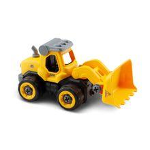 City Machine Trator +3 Anos Multikids - BR1081