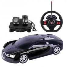 Racing Control Midnight Multikids +3 Anos Preto - BR1147
