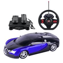Racing Control Midnight Multikids +3 Anos Preto/Azul - BR1146