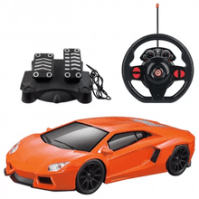 Racing Control Nitro Multikids +3 Anos Laranja - BR1144