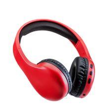Headphone Multilaser Bluetooth Joy P2 Vermelho - PH311