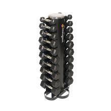 Torre para Halteres Hexagonal 1 a 10KG Wellness -EM010