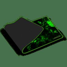 Mouse Pad Para Teclado E Mouse Verde Warrior - AC302