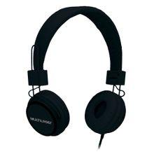 Fone De Ouvido Multilaser Com Microfone Headfun Preto P2 – PH115