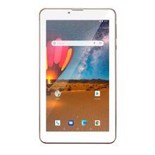 Tablet Multilaser M7 3G Plus Dual Chip Quad Core 1 GB de Ram Memória 16 GB Tela 7 Polegadas Dourado - NB306