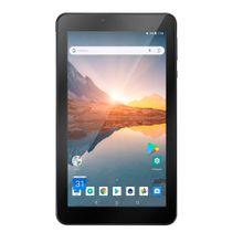Tablet Multilaser M7S Plus Wi-Fi Bluetooth Quad Core 1GB 16GB 7 Pol. Câmera Frontal 1.3MP e Traseira 2.0MP Android 8.1 Preto - NB298