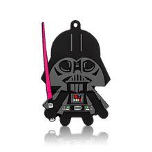 Pen Drive Star Wars Darth Vader 8GB USB Leitura 10MB/s e Gravação 3MB/s Multilaser - PD035