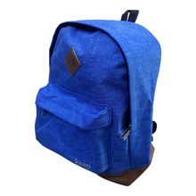 Mochila Keep Everyday 15,6 Pol. Azul e Marrom – BO436