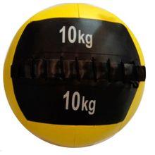 Wall Ball em PU 10kg Wellness - WK054