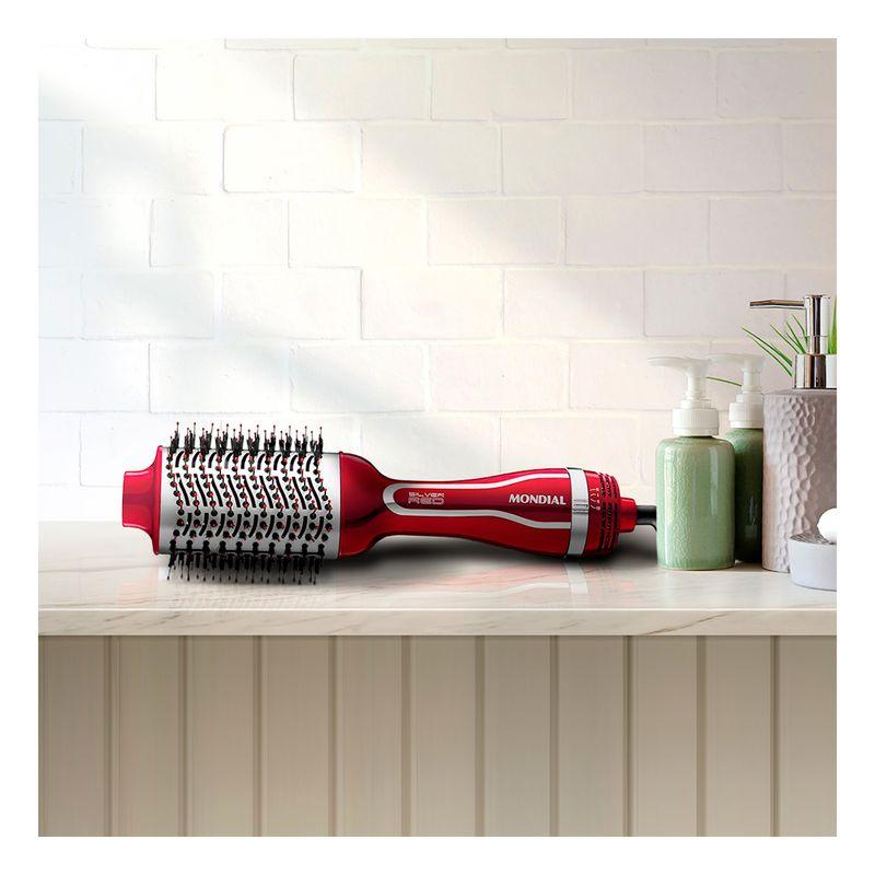 Escova-Secadora-Silver-Red-Mondial