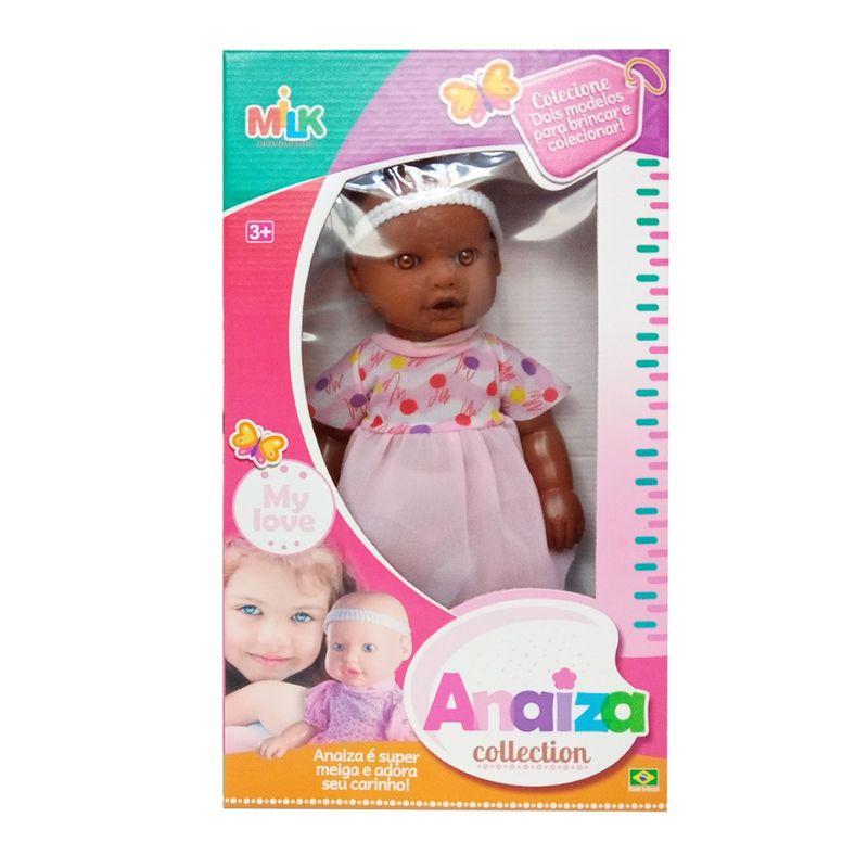 Boneca-Anaiza-Negra-Milk-Brinquedos