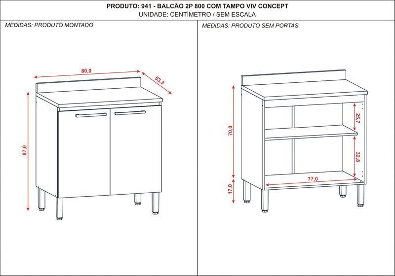 Balcao-Viv-Concept-2p-Kits-Parana