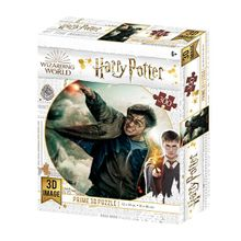 Quebra-Cabeça 3D Battle Harry Potter 300 Peças - BR1323