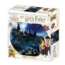 Quebra-Cabeça 3D Hogwarts Harry Potter 300PCS - BR1320