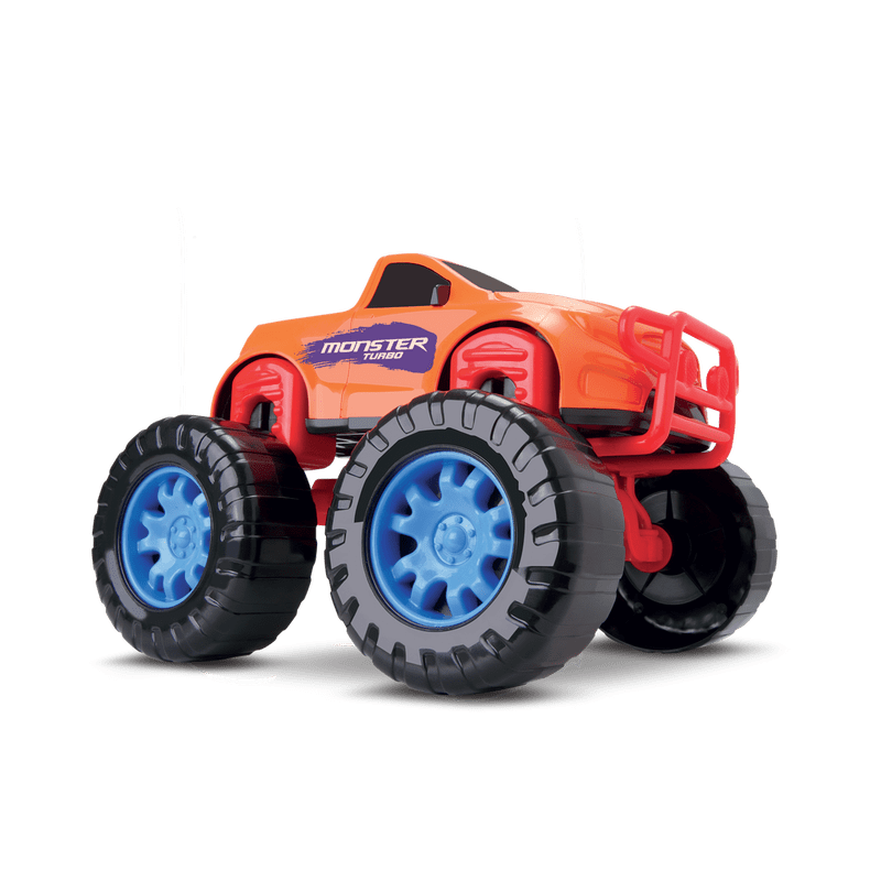 Carrinho-de-Brinquedo-Monster-Turbo-Samba-Toys