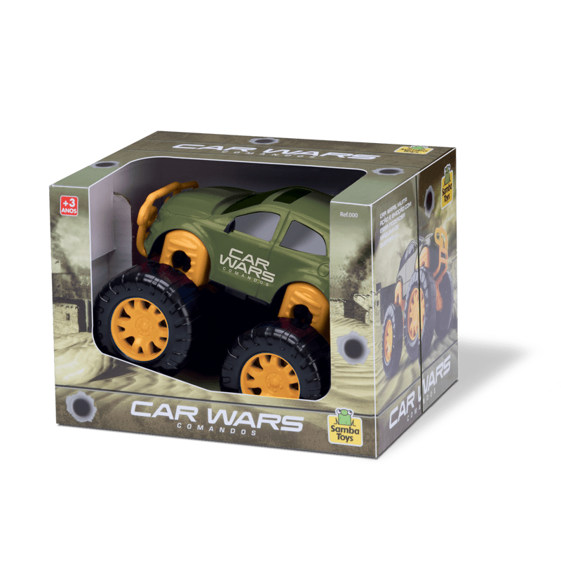 Carrinho-de-Brinquedo-Car-Wars-Samba-Toys