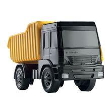 Carrinho de Brinquedo Mega Truck Basculante Samba Toys