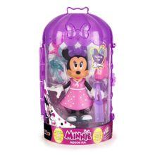 Minnie Fashion Doll Fashion Fun Multikids - BR1124
