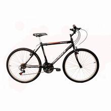 Bicicleta Aro 26 Thunder com Suspensão Rígida e Gryp Track 18M Track Bikes