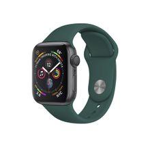 Pulseira Para Apple Watch 38mm / 40mm Ultra Fit - Verde Selva - Gshield